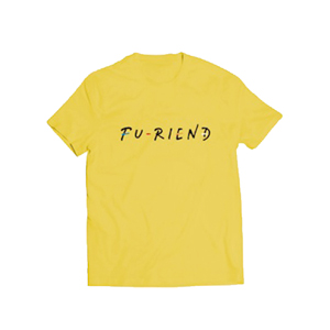 FU-RIEND ロゴTシャツ